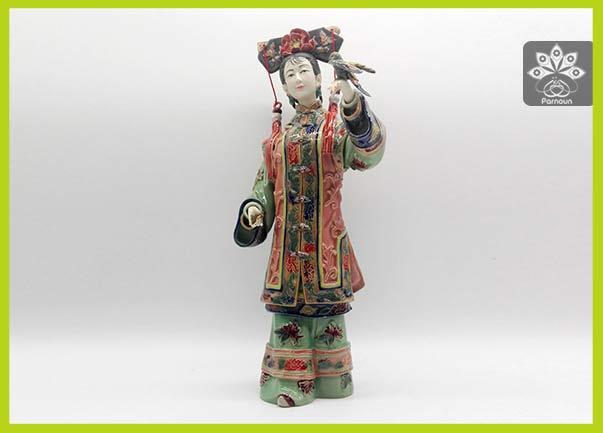 مجسمههای تزئینی چین