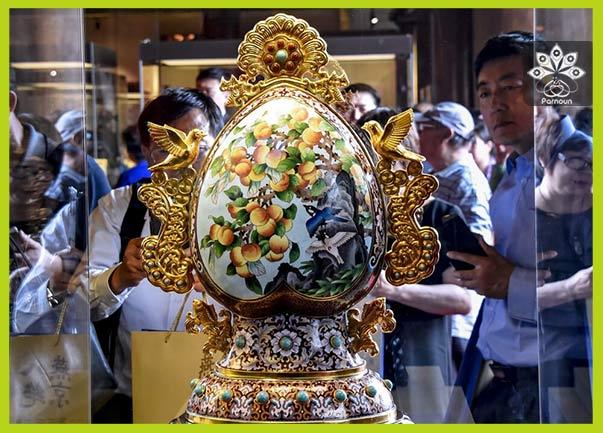 انواع صنایع دستی چین