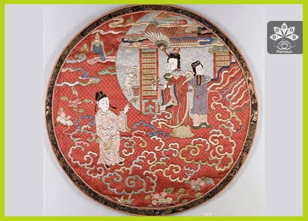 رودوزی های سنتی چین