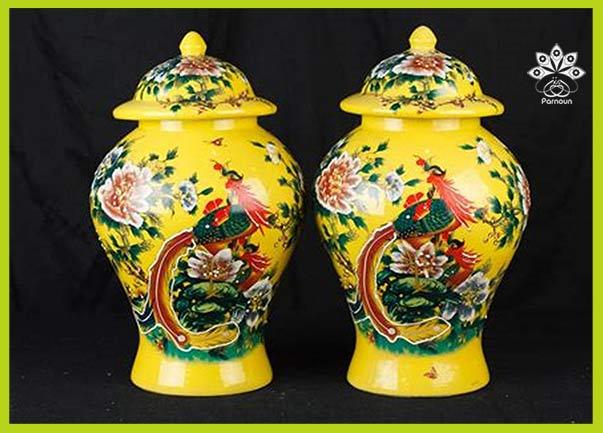 صنایع دستی سرامیکی چین