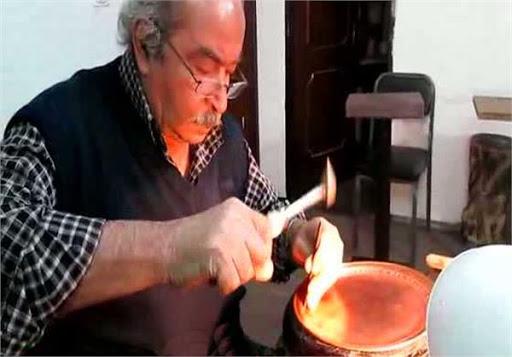استاد احمد فیناستیان