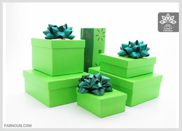 نقش رنگ سبز در انتخاب هدیه