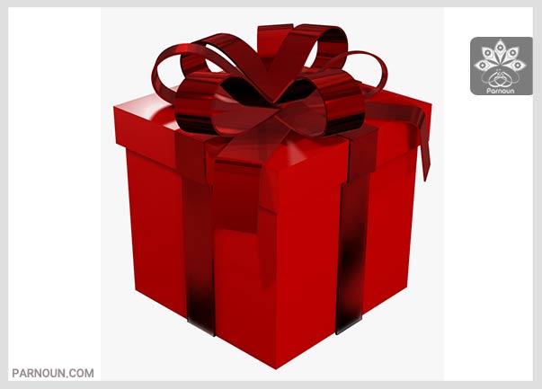 نقش رنگ قرمز در انتخاب هدیه
