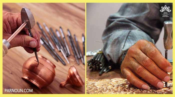 ابزار قلمزنی