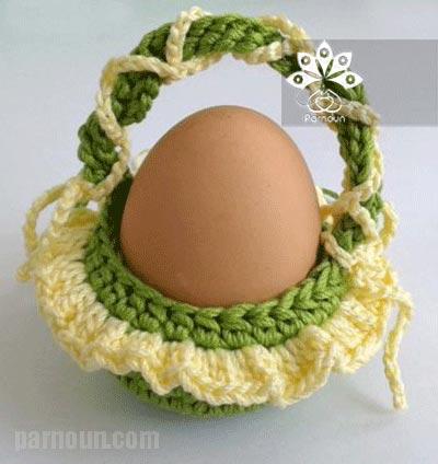 سبد تخم مرغ طرح اول