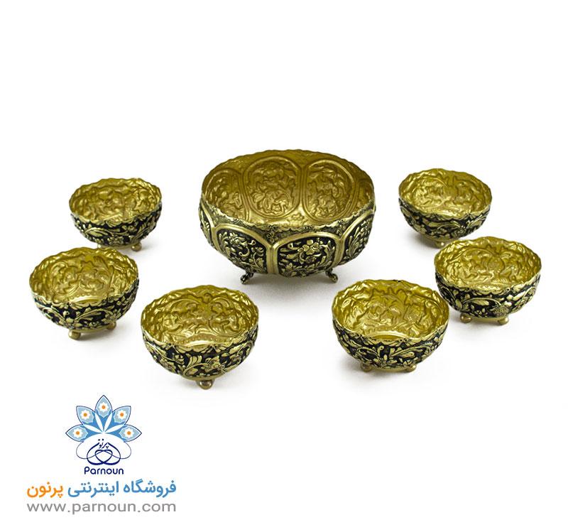 سرویس آجیل خوری قلمزنی اصفهان